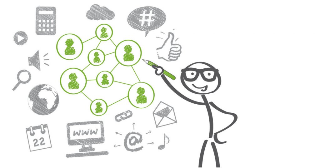 Networking Online to Make More Connections