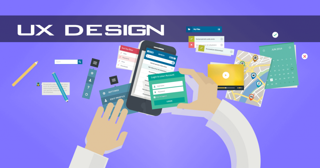 FDG-UX Design For Marketing