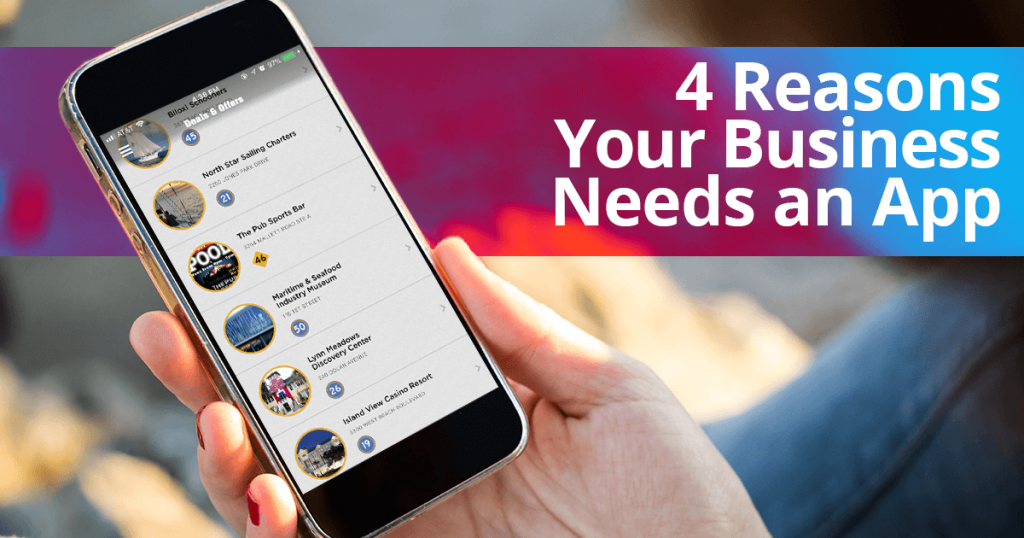 FDG - 4 Reasons Your Business Needs An App