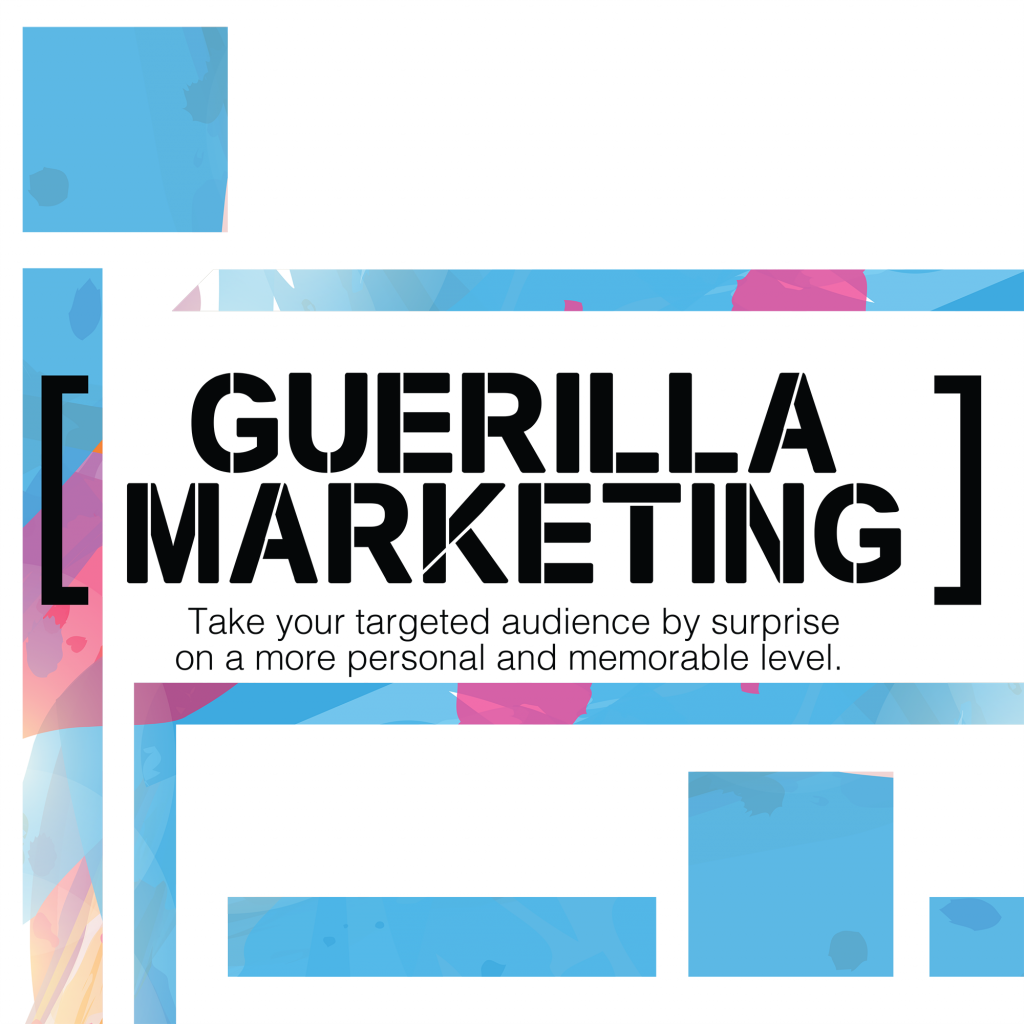 Guerilla Marketing Infographic